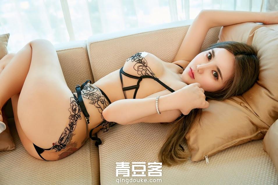 QingDouKe青豆客 NO115 2017.11.14 温馨怡 [48+1P-195M]