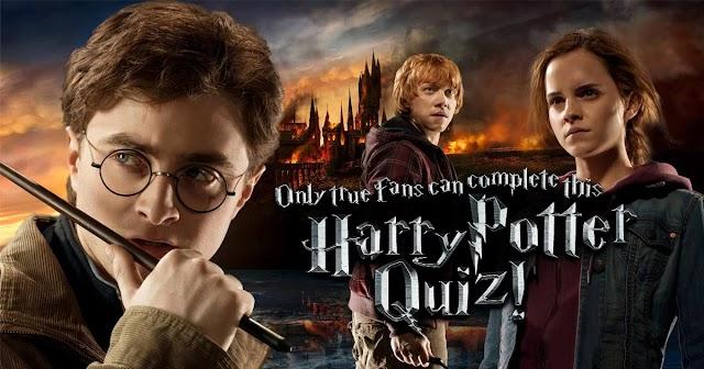 Perguntas e Respostas o quanto você sabe sobre Harry Potter ?