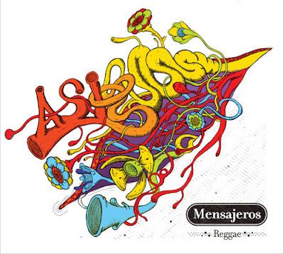 MENSAJEROS - Así (2009)