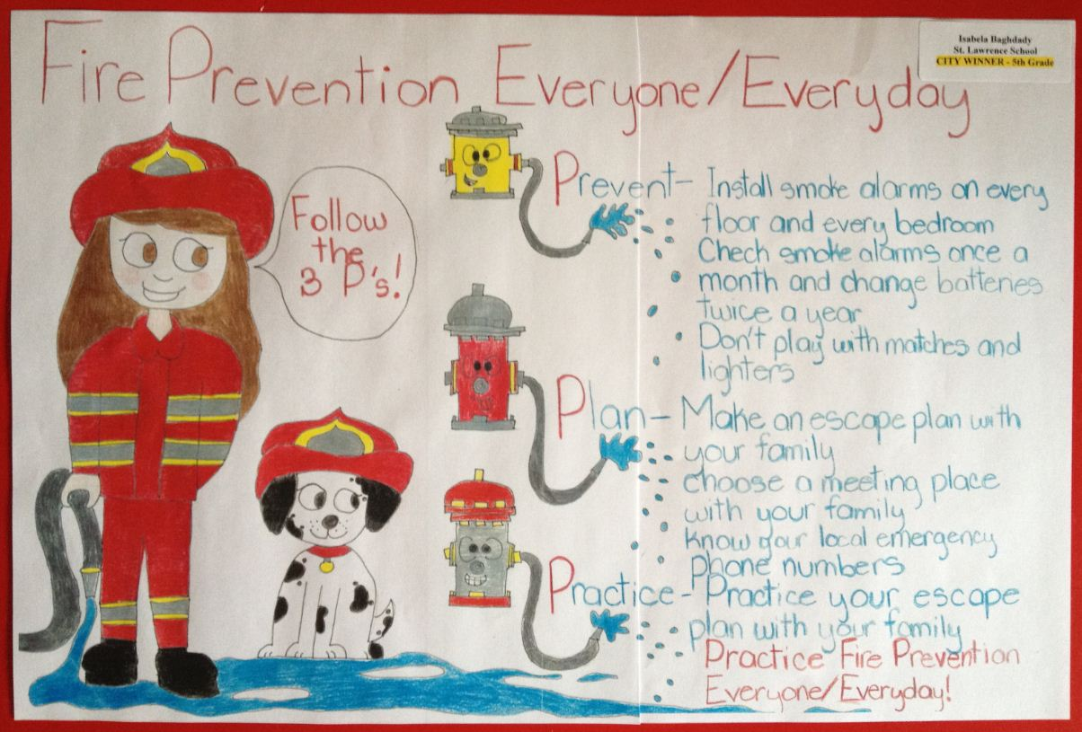 view from the valley shelton th grader earns fairfield county honor shelton 5th grader earns fairfield county honor in connecticut fire prevention poster contest