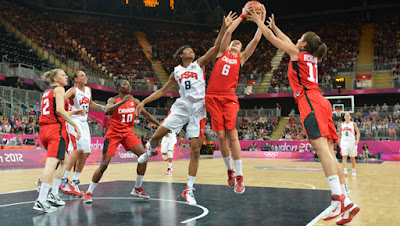Teknik Dasar Rebound dalam Bola Basket