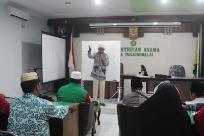 Kemenag Tanjungbalai Operasikan Program Baru Tahun 2018