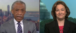 Al Sharpton And Guest: If You Don't Support Hillary You're Anti-Woman *Eye Roll*