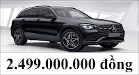 Giá xe Mercedes GLC 300 4MATIC 2021
