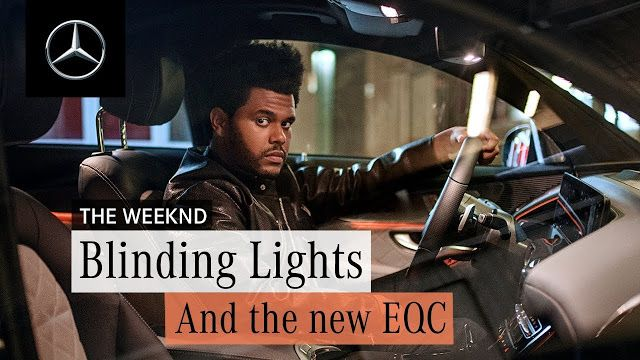 The Weeknd - Blinding Lights Lyrics In English