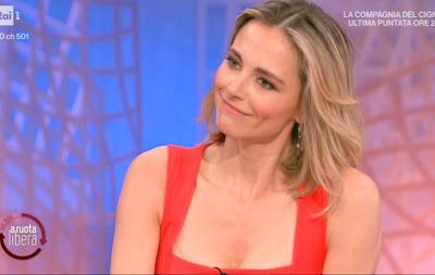 Francesca Fialdini foto conduttrice tv