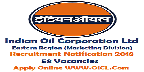 IOCL Eastern Marketing Division Recruitment 2018