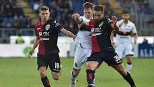Prediksi Skor Cagliari vs Genoa 21 September 2019