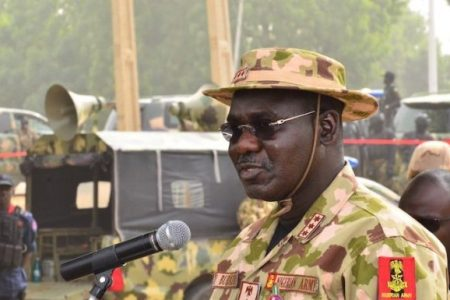 Nigerian Army rescues 91 hostages from terrorist camps in Borno