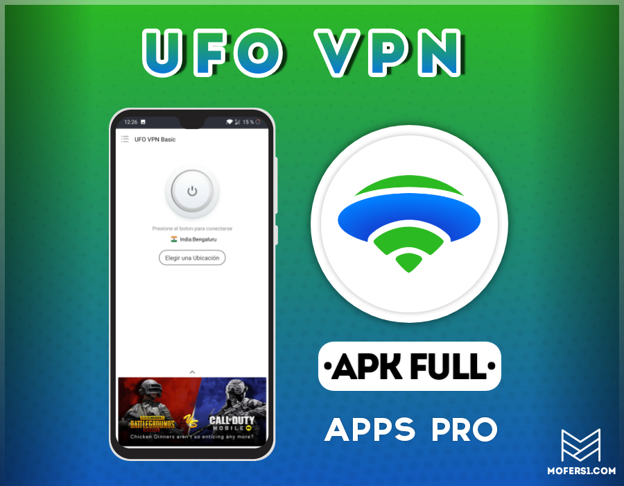 UFO VPN Premium v3 0 4 APK - Mofers