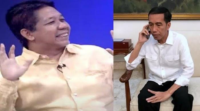 Effendi Gazali Nilai Jokowi Mulai Kesal dengan Jajarannya Masalah Corona: Agak Dikibulin Kan
