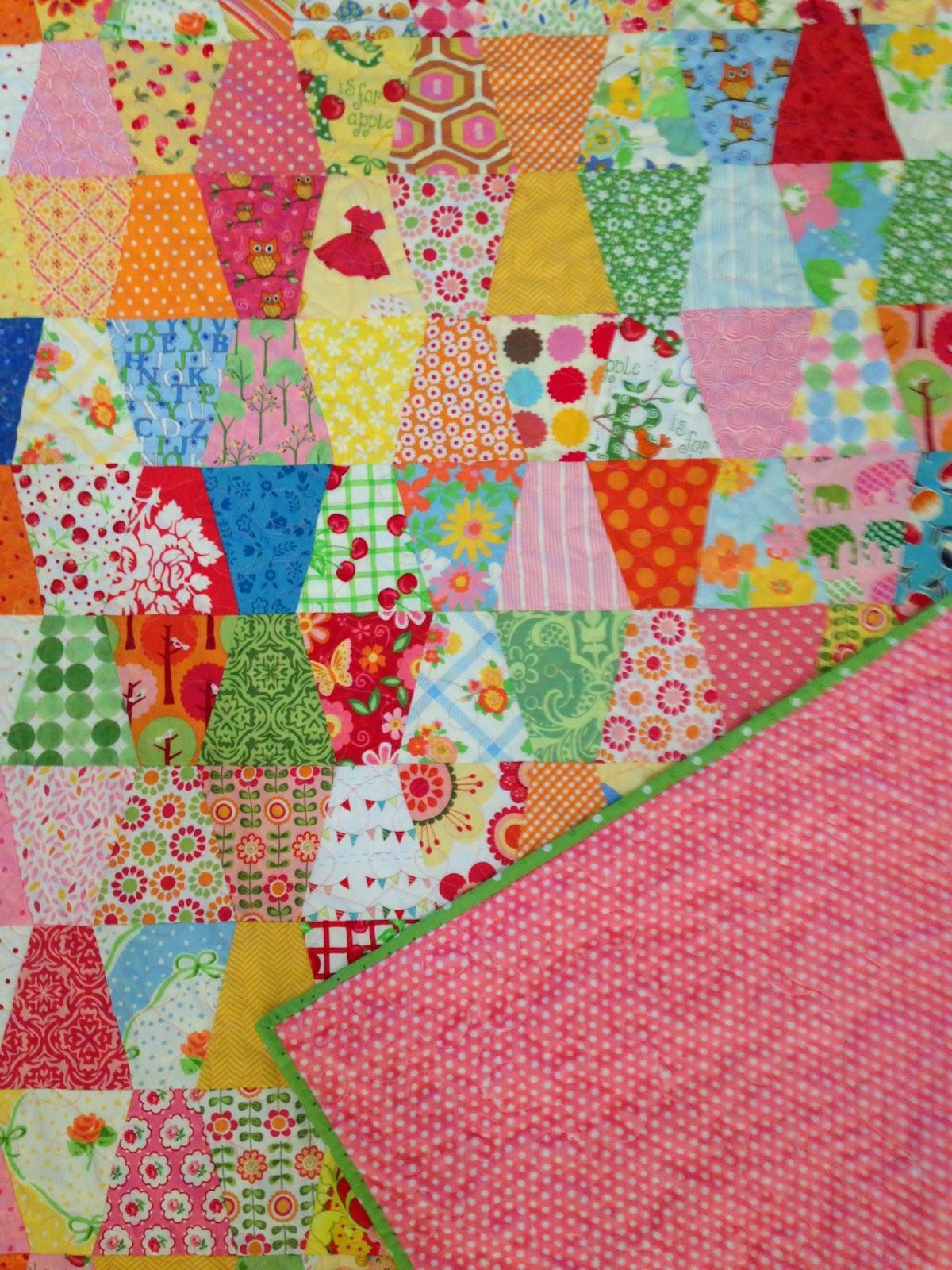 Dream Quilt Create Thimble Baby Quilt