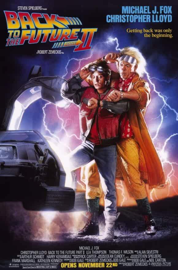 Back To The Future Ii 1989 x264 720p Esub BluRay Dual Audio English Hindi Sadeemrdp GOPI SAHI