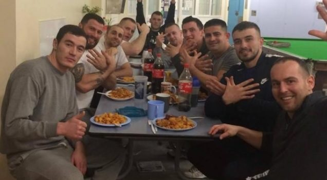 Albanians the third largest group of prisoners in Britain