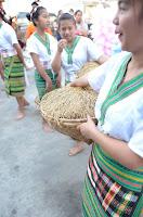 Rice No Kidding Harvest Cultural Parade Participants