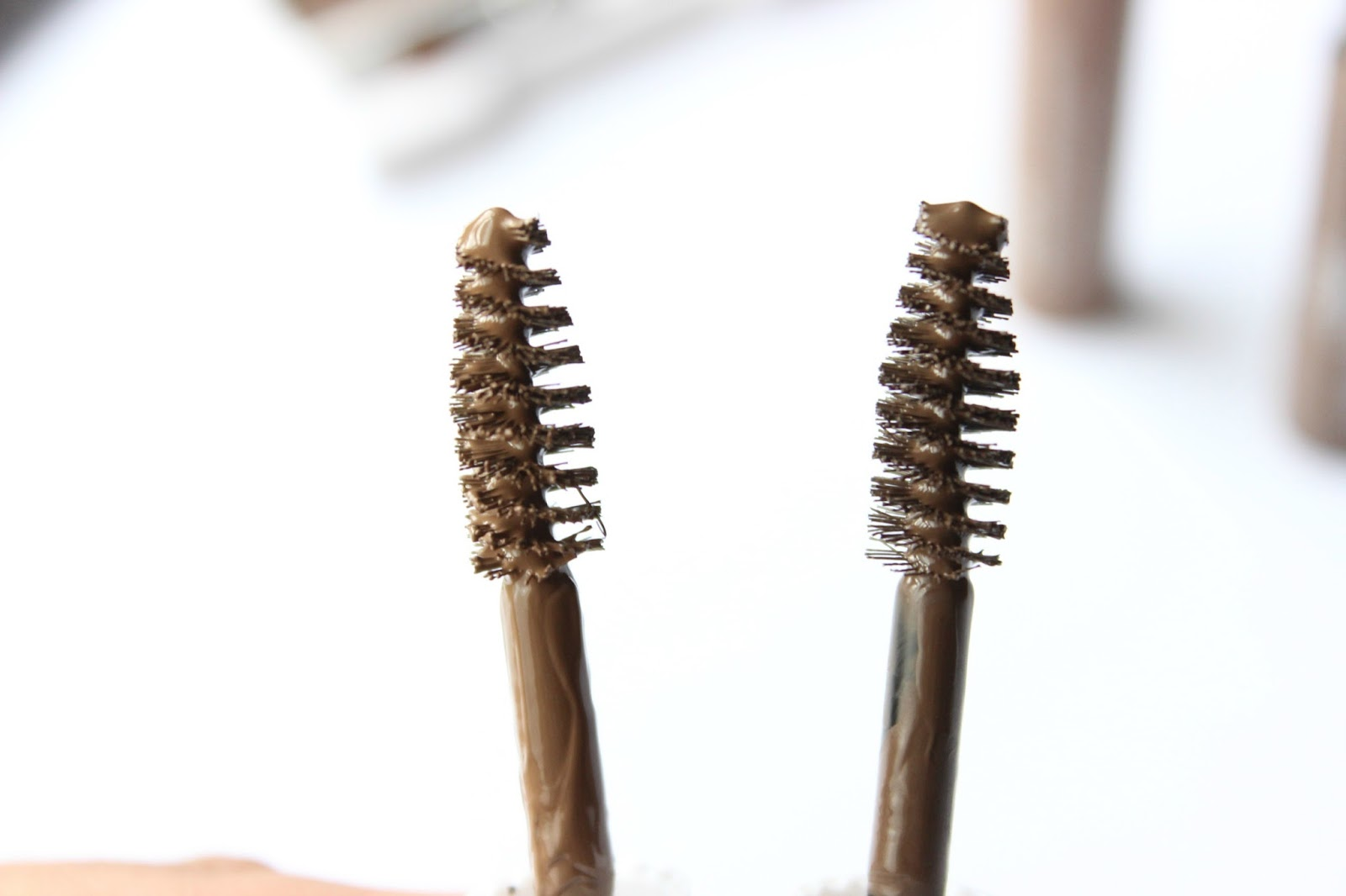 Natural Collection Brush On Brow Gel Review