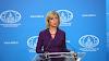 Μαρία Ζαχάροβα: «Φήμες» τα περί διορισμού της στην πρεσβεία της Ρωσίας στην Αθήνα