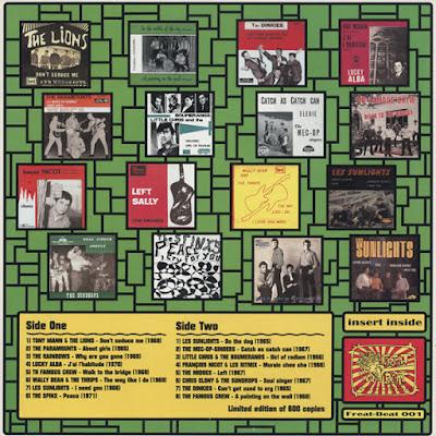 VA - The Belgian Beat Blast Vol.1