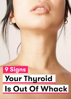 9 Signs You May Have A Thyroid Problem