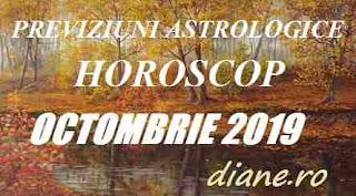 Astrologie horoscop octombrie 2019