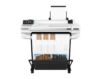 HP DesignJet T525 24-in Driver Download, Review And Price