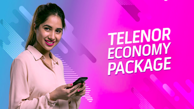 Telenor Economy Package Details Price