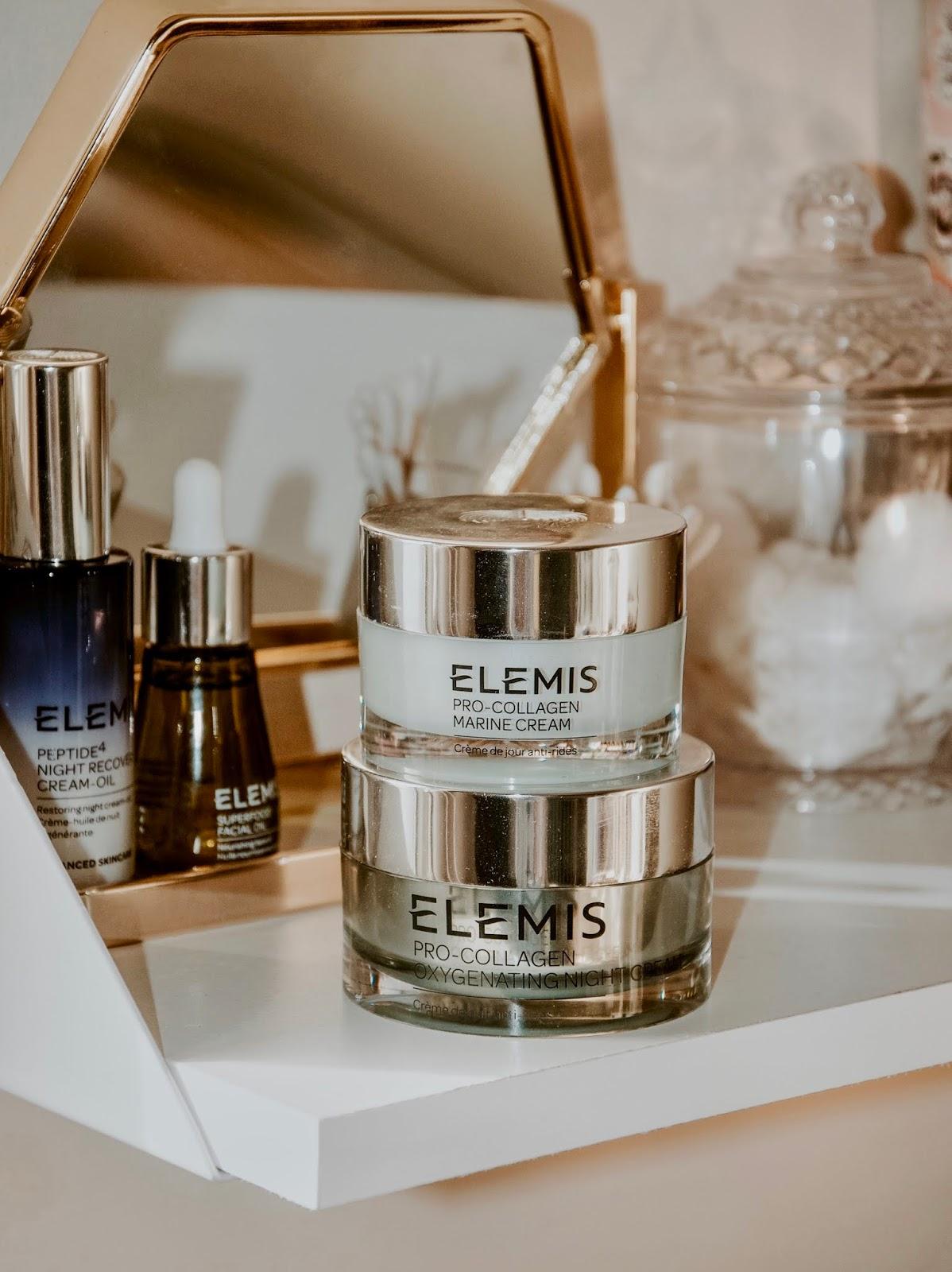 Elemis pro-collagen marine day cream