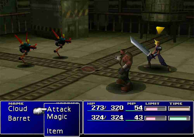 Psx Iso Final Fantasy Vii