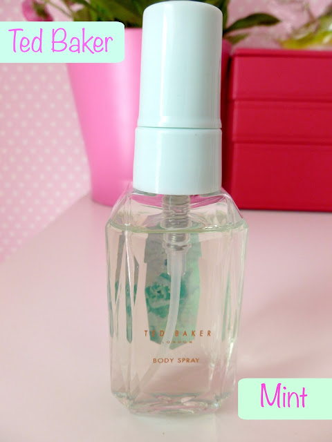 Ted Baker Mint Body Spray