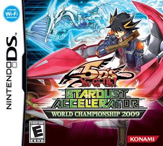 Yu-Gi-Oh! 5D's World Championship 2009: Stardust Accelerator NDS en español por mega