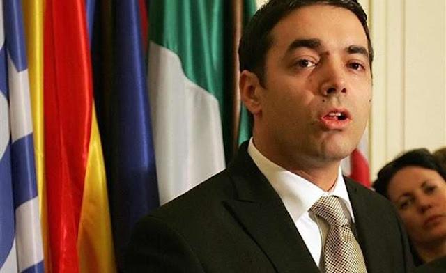 Ντιμιτρόφ: Δεν μπορεί κανείς να χρησιμοποιεί τα Βαλκάνια για να σταματά τους πρόσφυγες