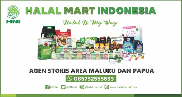 Agen Stokis HNI-HPAI Area Maluku dan Papua yang Masih Aktif