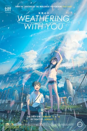 Weathering With You (2019) WEBRIP