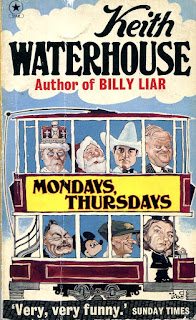 Keith Waterhouse: Mondays, Thursdays