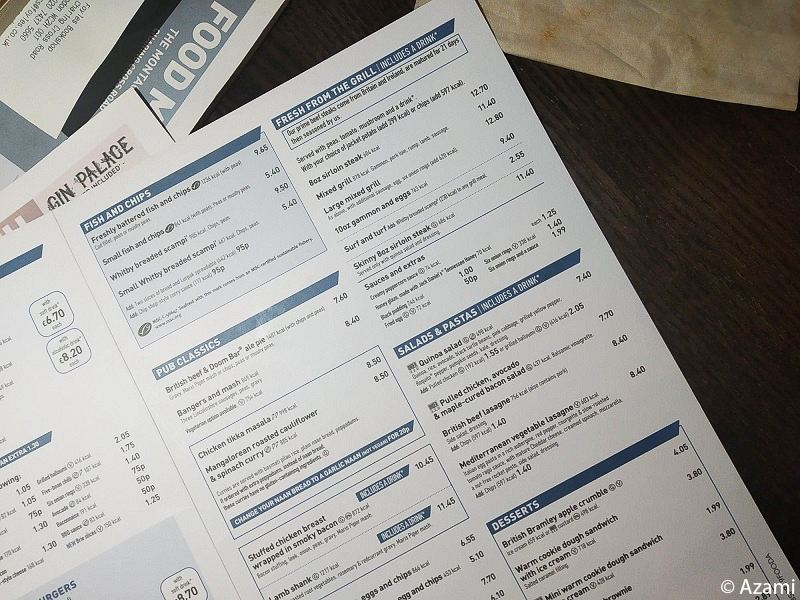 Montagu Pyke Wetherspoon London | Review - Avis - Restaurant Londres Fish & Chips - British Bramley Apple Crumble - Brownie - Travel Restaurant Pub - Best in London - Food & Travel Blogger Paris London