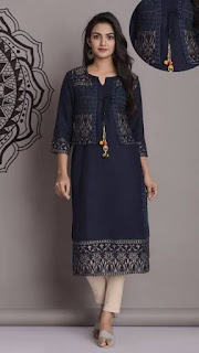 Rutba Attractive Women's Kurtis