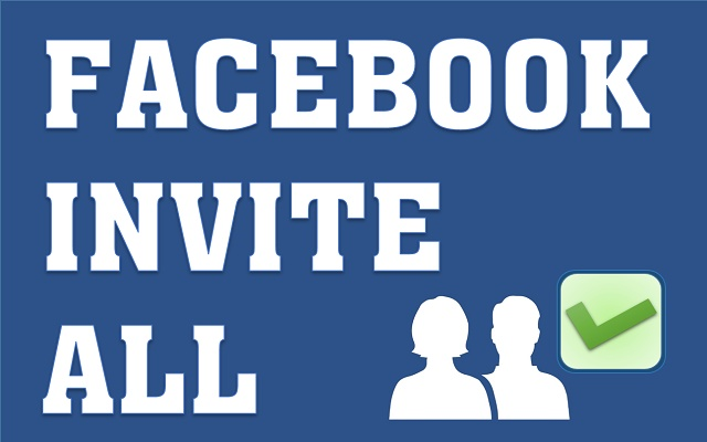 Invite All Friends Facebook 2019