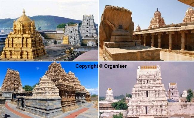 Andhra Pradesh - A Travesty of Anti–Hindu Politics
