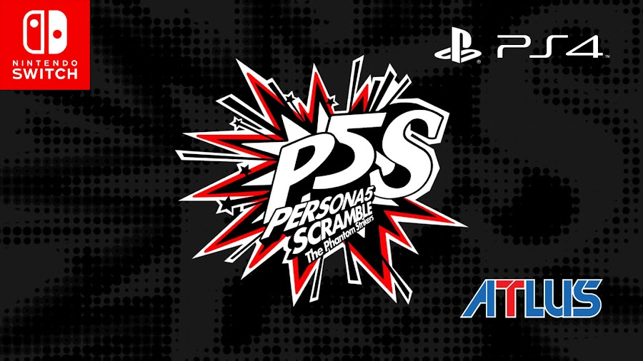 persona 5 scramble phantom strikers atlus ps4 switch