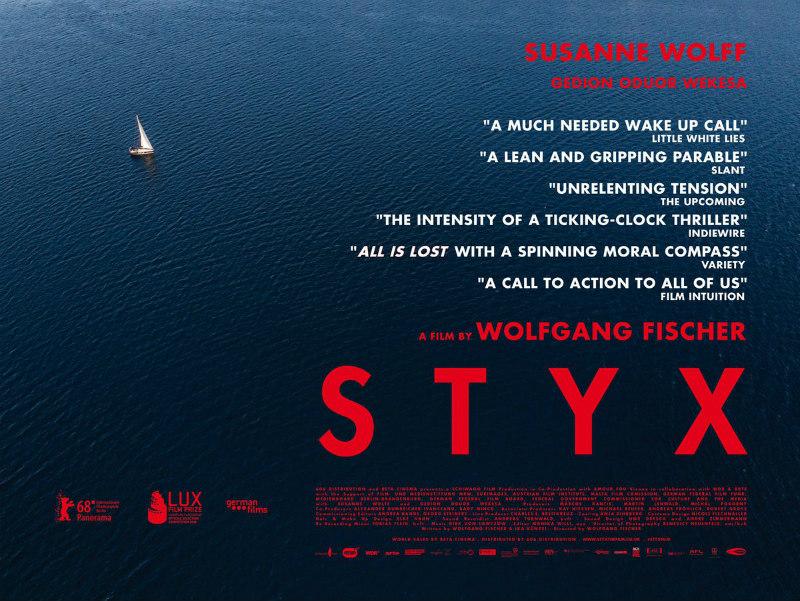 styx film poster