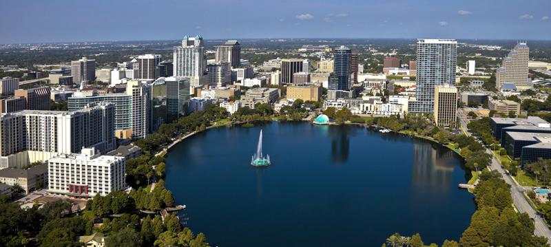 visiting Orlando
