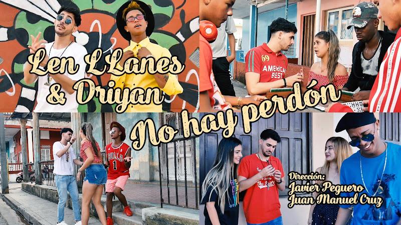 Len Llanes & Driyan - ¨No hay perdón¨ - Videoclip - Dirección: Javier Peguero - Juan Manuel Cruz. Portal Del Vídeo Clip Cubano