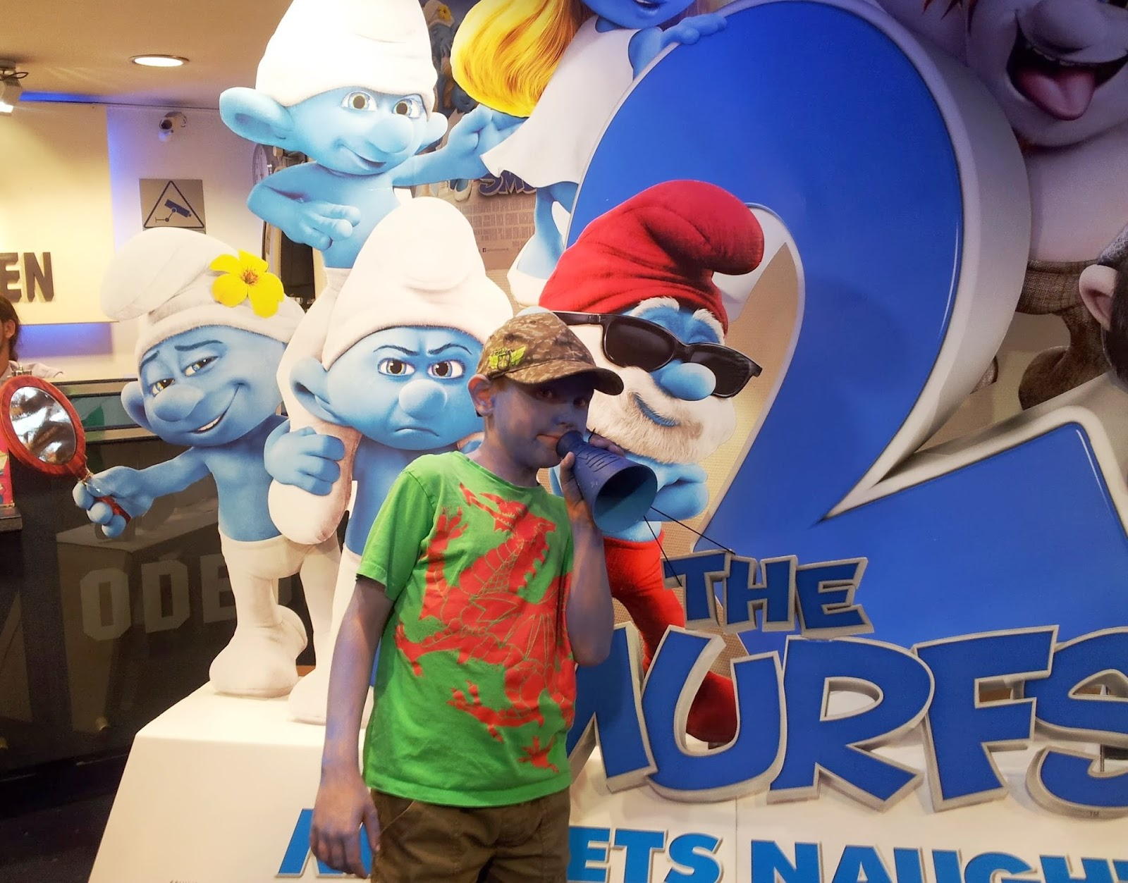 , The Smurfs 2 and Smurf-tastic Jakks Toys!