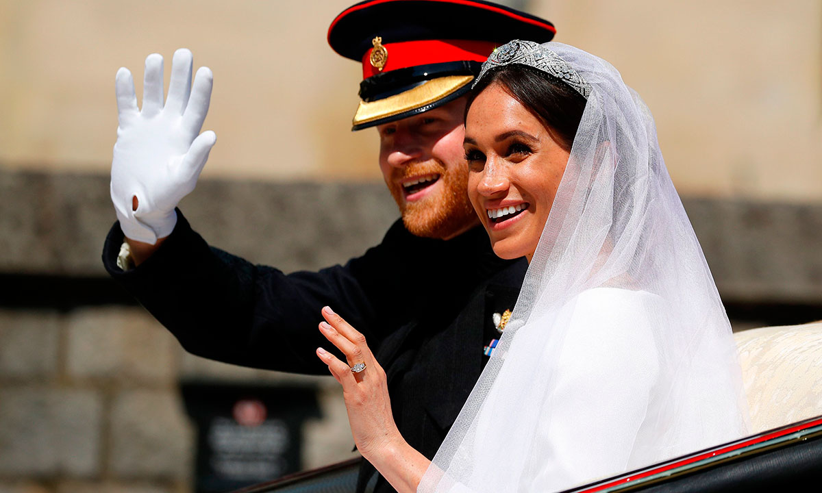 Prince Harry and Meghan Markle's official wedding souvenirs
