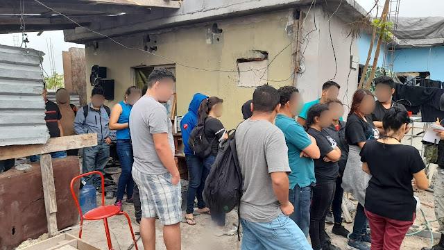 Identifica INM a 31 mil 492 personas migrantes con estancia irregular en México del 1 de enero al 21 de marzo