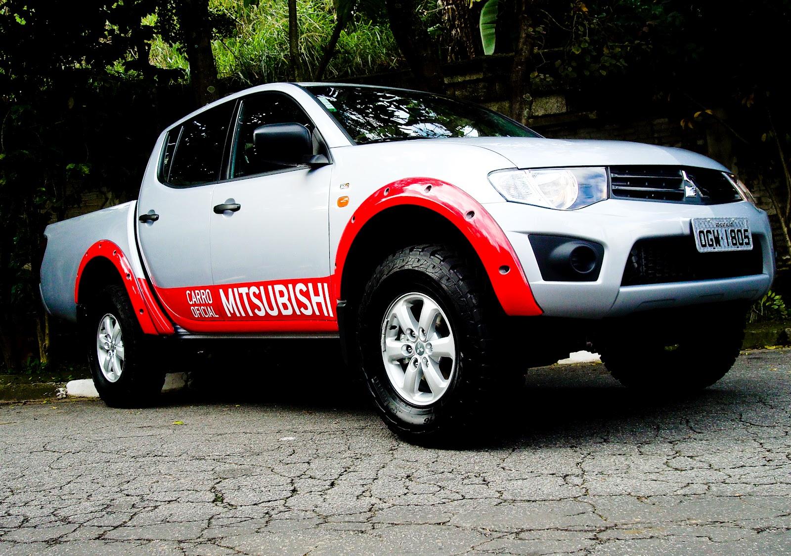 267ab4167 Alpha Notícias: Mitsubishi L200 Triton é o carro oficial do Rally dos  Sertões 2012