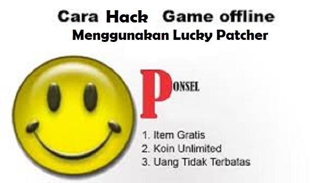 Cara Hack Game Offline