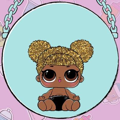 Принцесса Пчелка пупсик L.O.L. Surprise маленькая сестричка серия 2