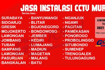 Jasa Instalasi Pemasangan CCTV GRESIK NO.1 di Jawa Timur 0821.3999.3040