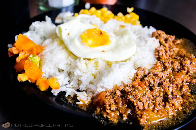Keema Rice Meal of Ababu Persian Kitchen